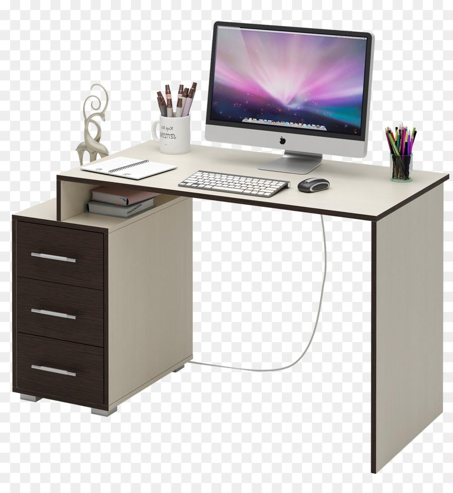 Tisch, Computer-Schreibtisch, Büro-Wohnzimmer - Tabelle png ...