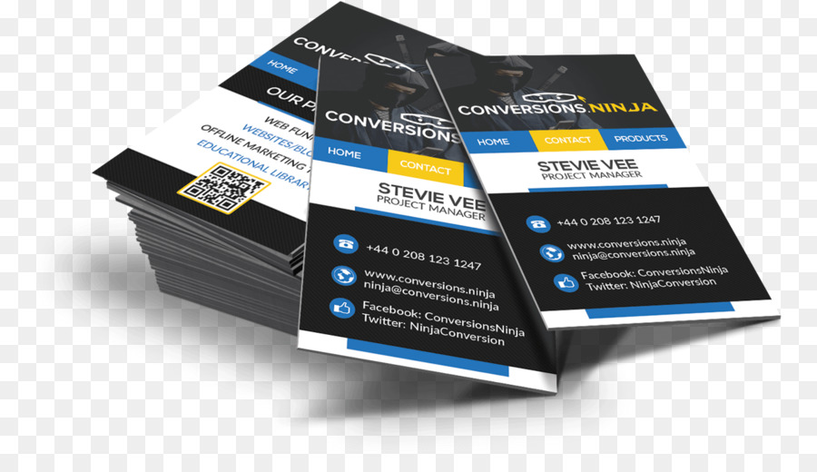 brand business cards email business card mockup png download