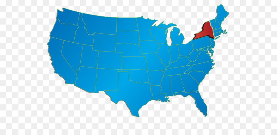 Choropleth map Location Appalachian Mountains - New York City Map ...