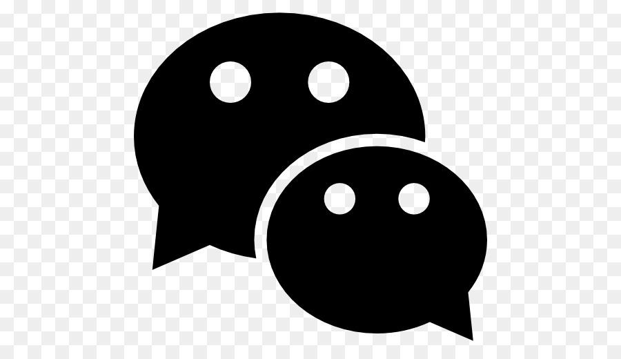 wechat logo design png download 512 512 free transparent black
