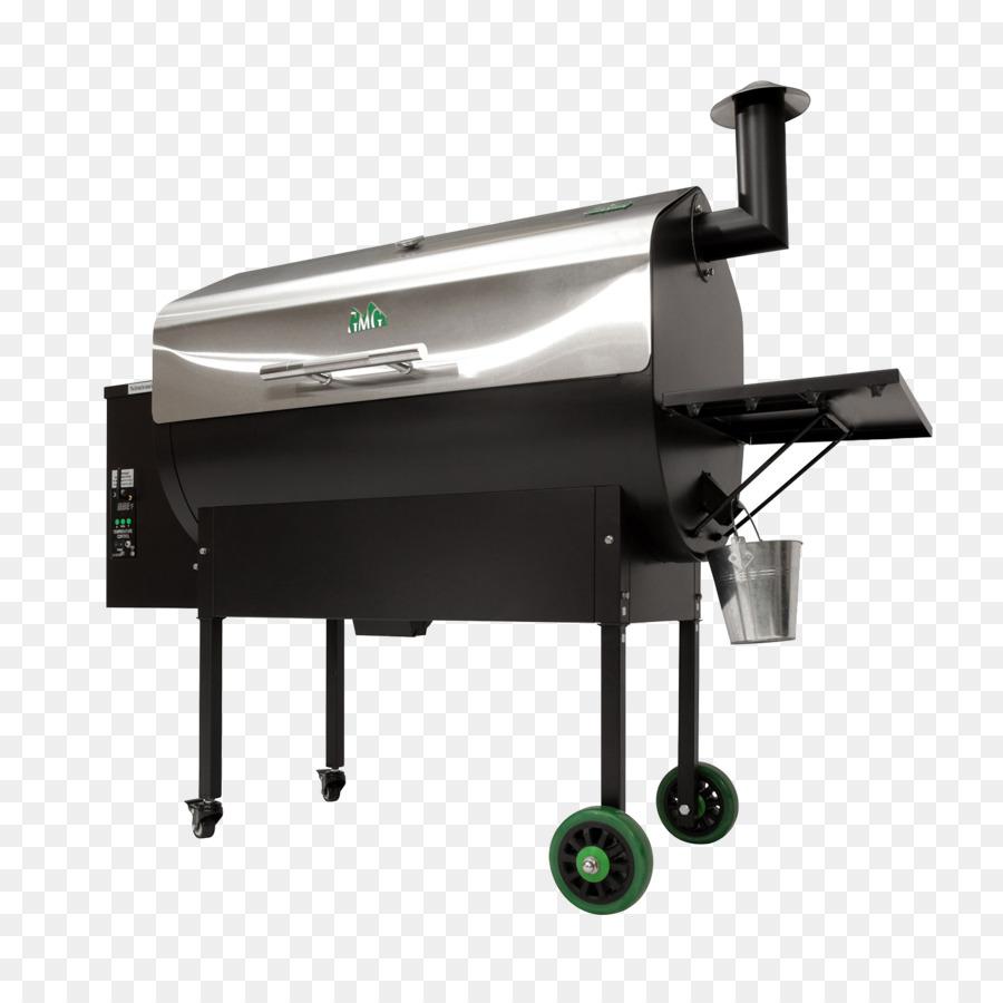 Barbecue-Smoker Pellet grill Green Mountain Grills Jim Bowie WiFi Green  Mountain Grills Davy Crockett WiFi - barbecue