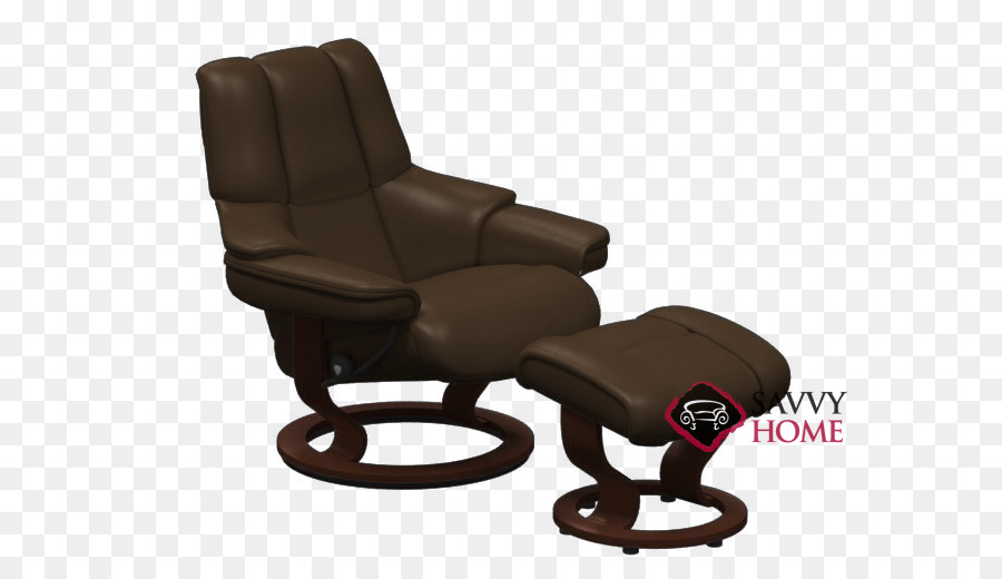 Recliner Eames Lounge Chair Footstool Foot Rests   Leather Chair