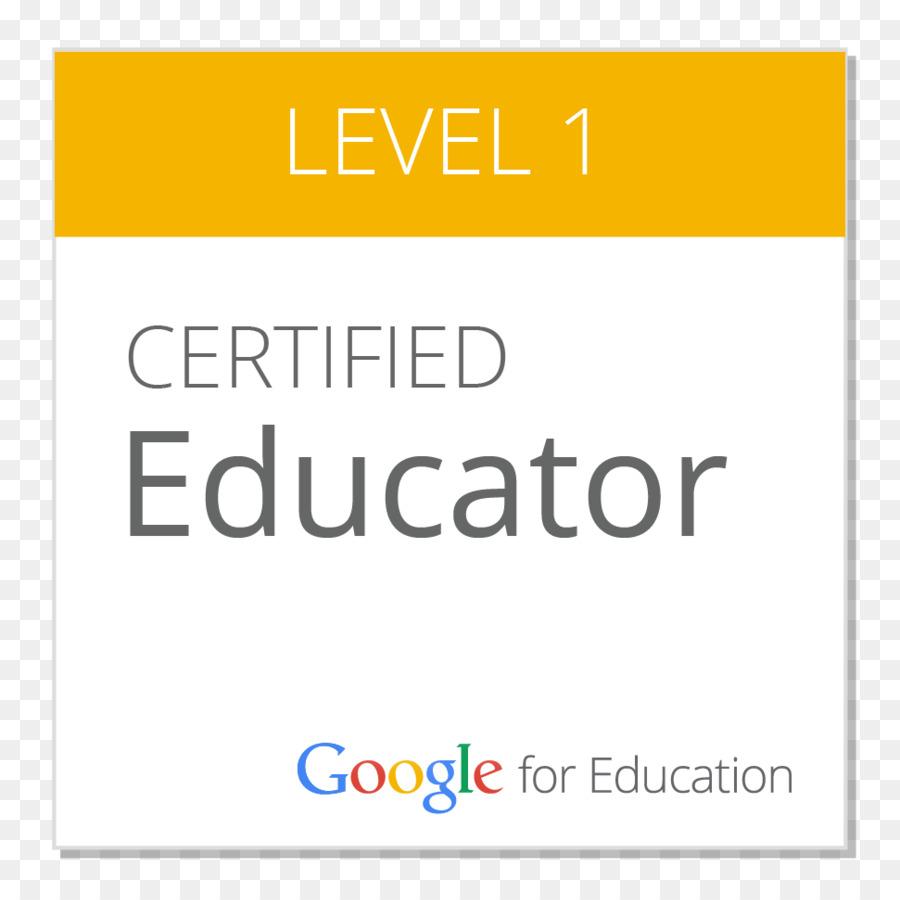 Google for Education Teacher Certification School - teacher png ...
