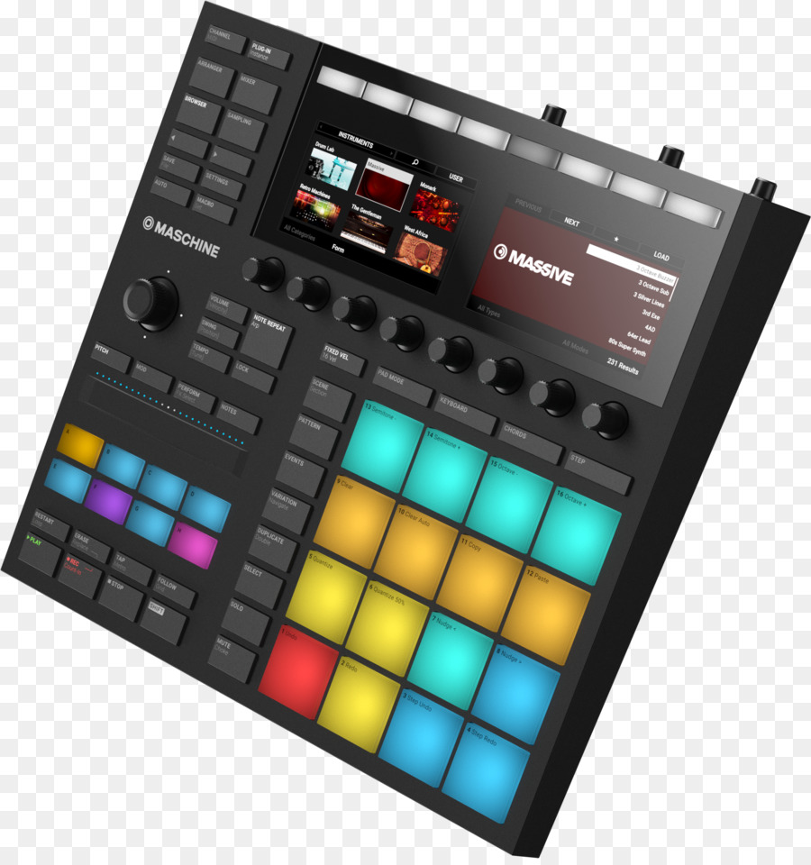 native instruments ableton