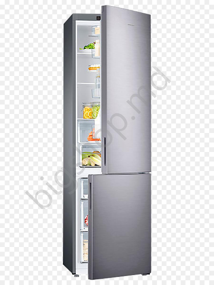 Refrigerator Auto-defrost Freezers Frigorifero Samsung RB37J5015SS ...
