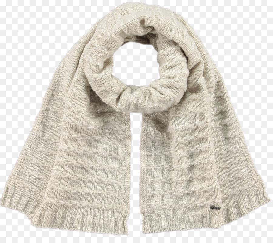 Bufanda de Lana de color Beige Chal de paño grueso y suave Polar ...