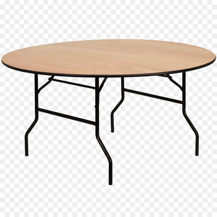 Klapptische Bankett Möbel Runder Tisch Tabelle Png Herunterladen