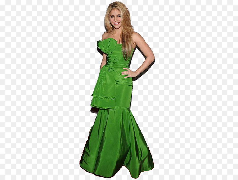 Party dress Shakira Fashion Gown - Shakira png download - 450*678 ...