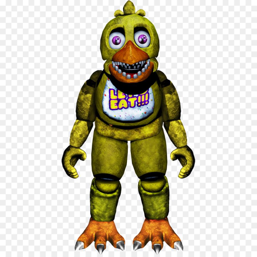 Fnaf World Mascot png download - 469*893 - Free Transparent