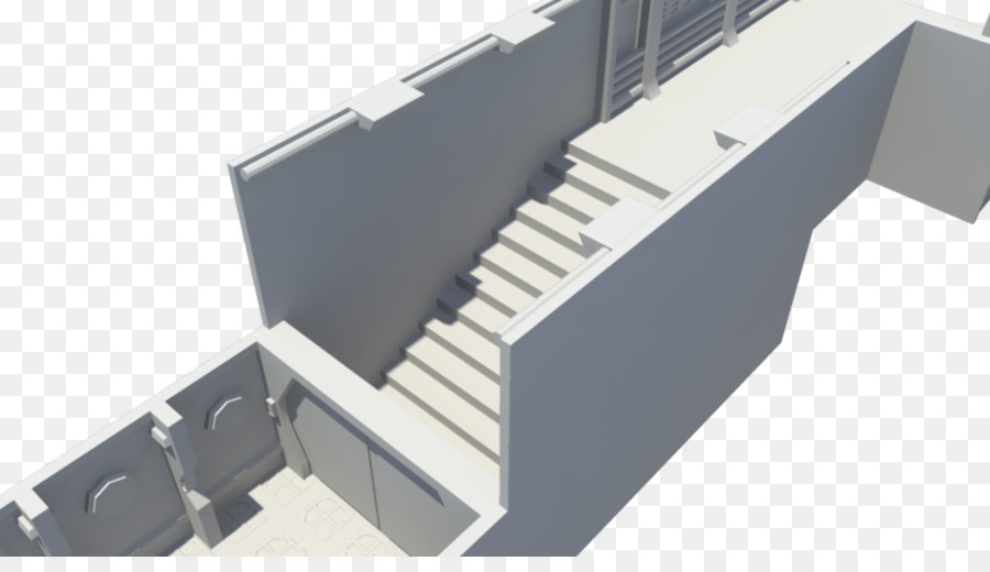 Roof Angle   Staircase Model