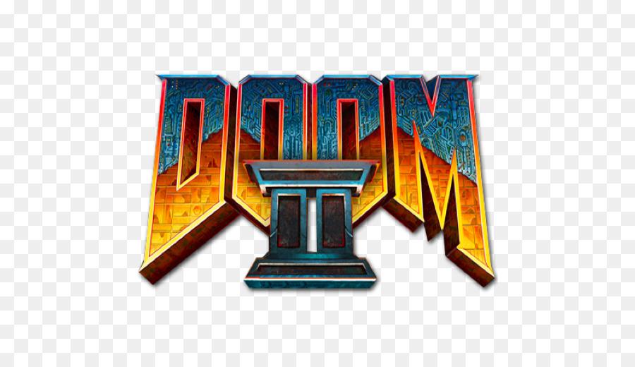Doom Ii Text png download - 512*512 - Free Transparent Doom