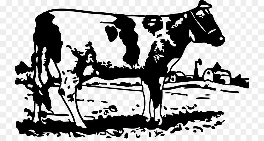Jersey Cattle Milk Farm Dairy Cattle Clip Art
