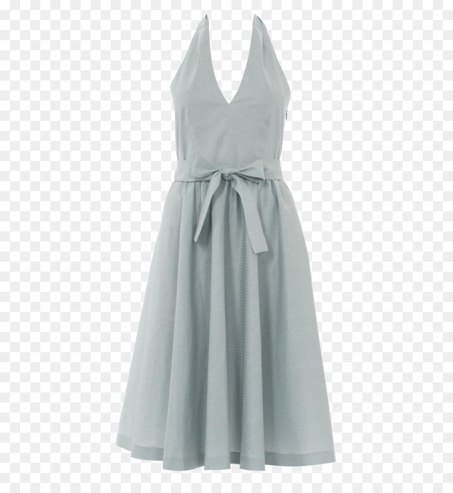 Burda Style Cocktail dress Halterneck Pattern - dress png download ...