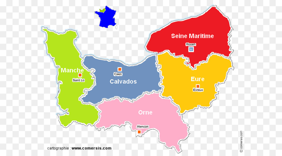 Calvados France Map.Map Regions Of France Manche History Of Normandy Eure Map Png