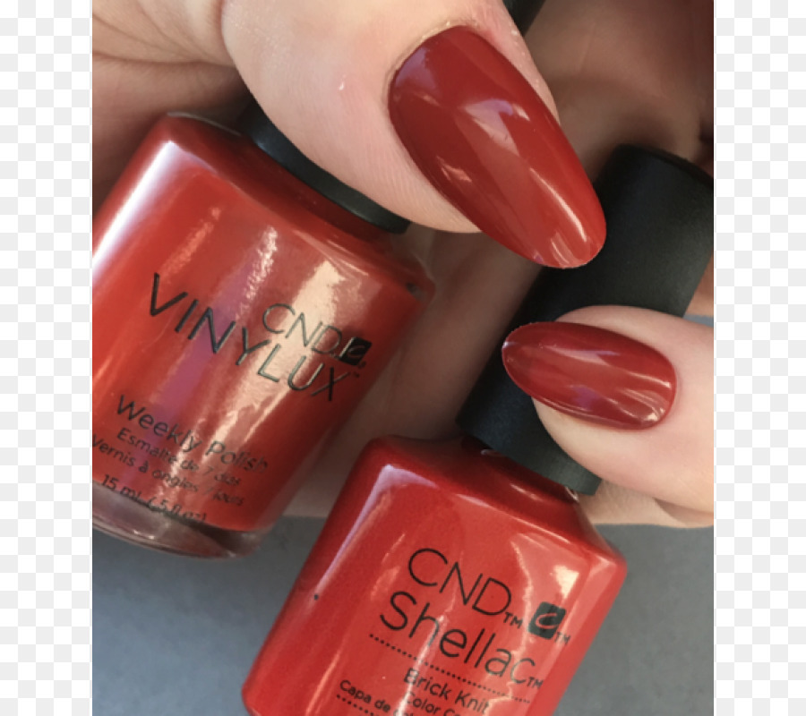 Nail Polish Cnd Shellac Color Coat Nail Polish Png Download 800