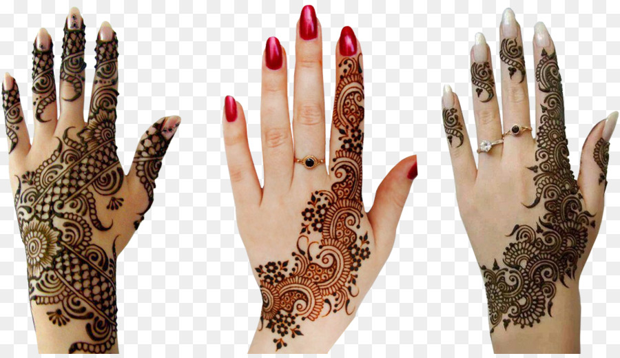 Mehndi Henna Tattoo Tangan Model Mehandi Unduh Tangan Jari