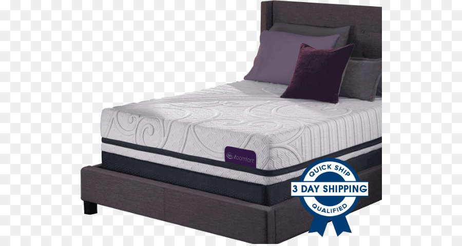 Bed Frame Mattress Box Spring Serta   Mattress