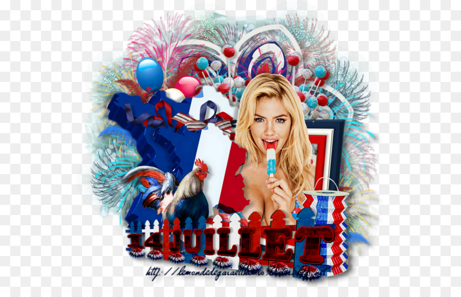 Centerblog Christmas ornament Bastille Day - Kate Upton png download ...