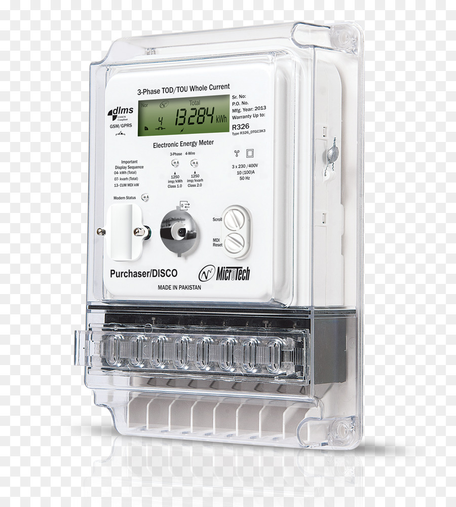 Electricity Meter Electronics Three Phase Electric Power Maximum How To Wire 3phase Kwh Electrical Technology Demand Indicator Smart