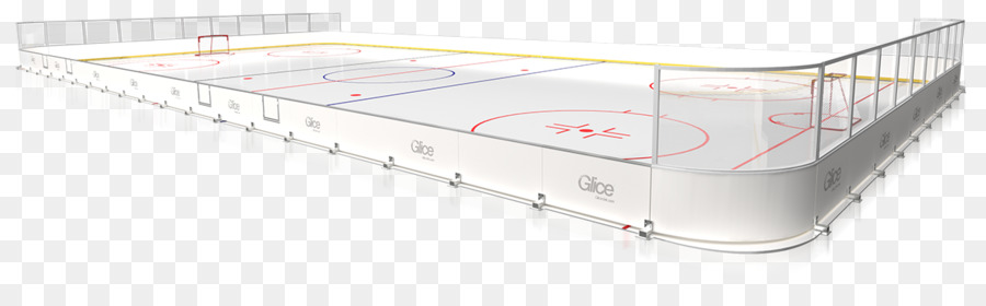 Bed frame Material - Hockey Rink png download - 1200*357 - Free ...