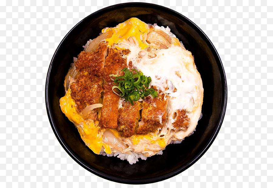 Tonkatsu Donburi Katsudon Chicken Katsu Japanese Cuisine Chicken