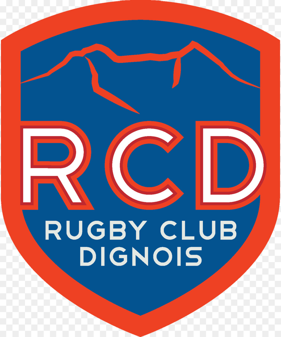Digne les Bains Tourist Office and Dignois Rugby Logo Brand Piedmont ...