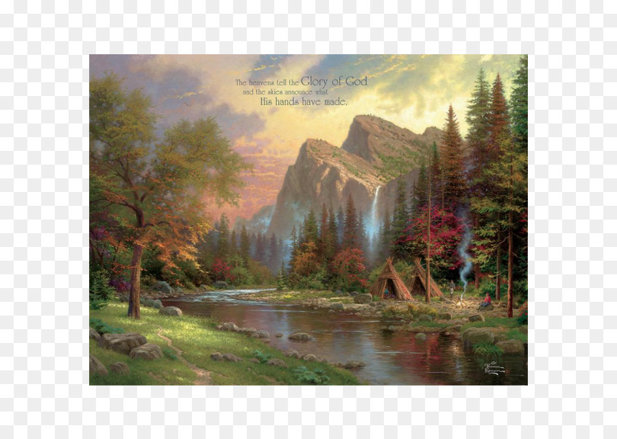 Painting Thomas Kinkade Painter Of Light Artist   Thomas Kinkade