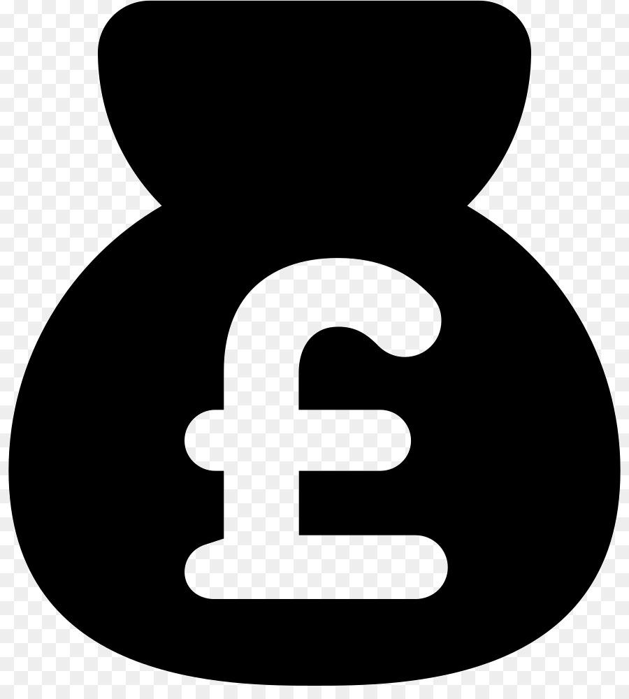 Pound Sign Money Bag Pound Sterling Currency Symbol Money Bag Png