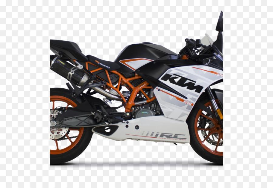 Honda CBR250R/CBR300R KTM Exhaust system Motorcycle - honda