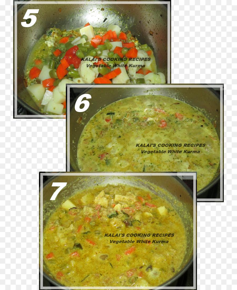 Indische Küche Avial Vegetarische Küche Curry Rezept - pflanzliche ...