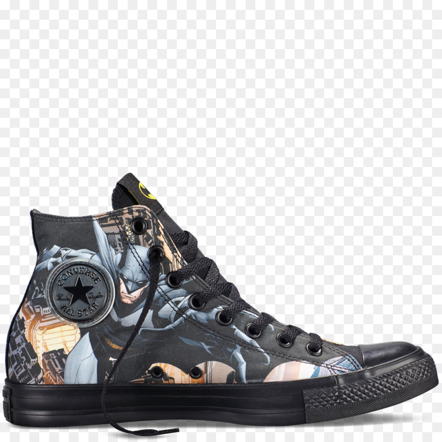 Batman Chuck Taylor All-Stars Converse de Alta-top Sneakers - batman ...