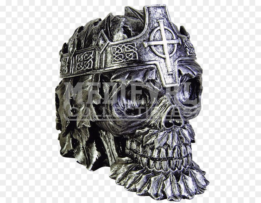 Skull Stone Carving png download - 700*700 - Free Transparent Skull