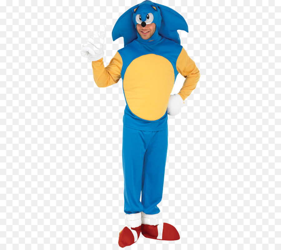 Sonic the Hedgehog Costume party Halloween costume Clothing - colourful  sc 1 st  KissPNG & Sonic the Hedgehog Costume party Halloween costume Clothing ...