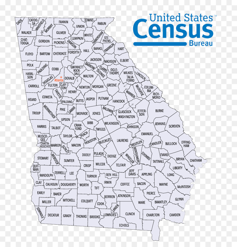 Dekalb County Map on