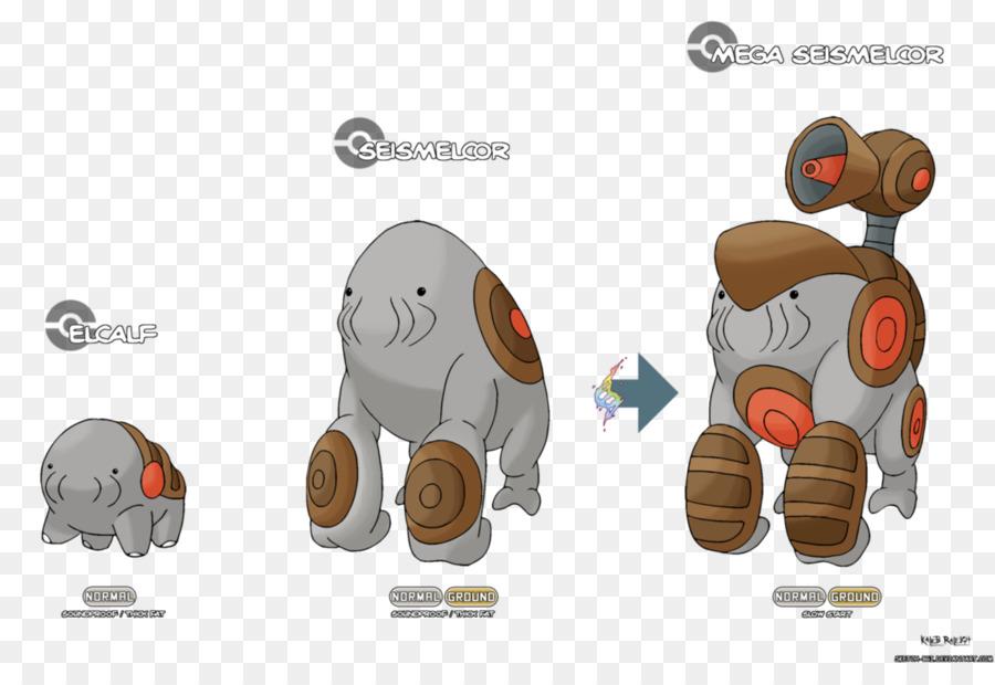 Pokémon Go Mass Effect Video Game Elephant Others