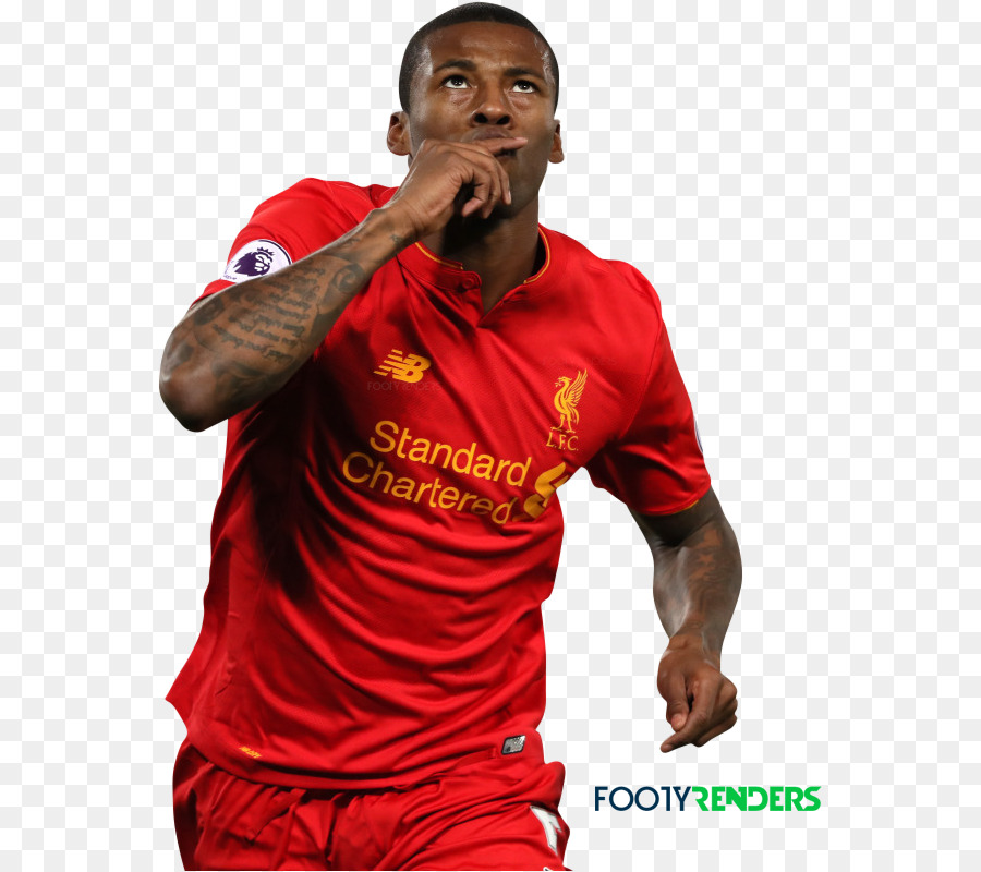 Georginio Wijnaldum Liverpool F.C. UEFA Champions League Manchester ... 7d9dfb0a1
