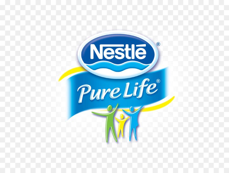 Nestlé Pure Life Text png download - 2567*1927 - Free Transparent