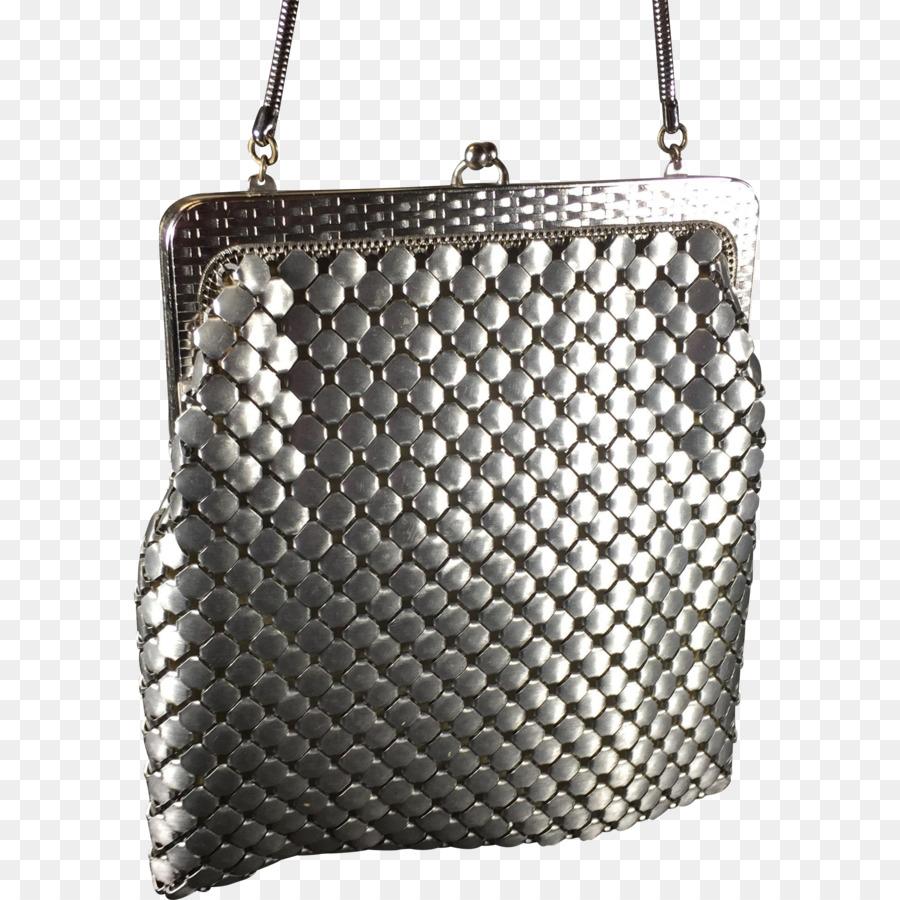 Handbag Metal Whiting Davis Mesh Bag