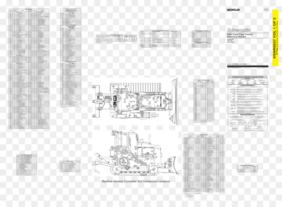 CNH Industrial Caterpillar Inc. Wiring diagram Electrical Wires ...