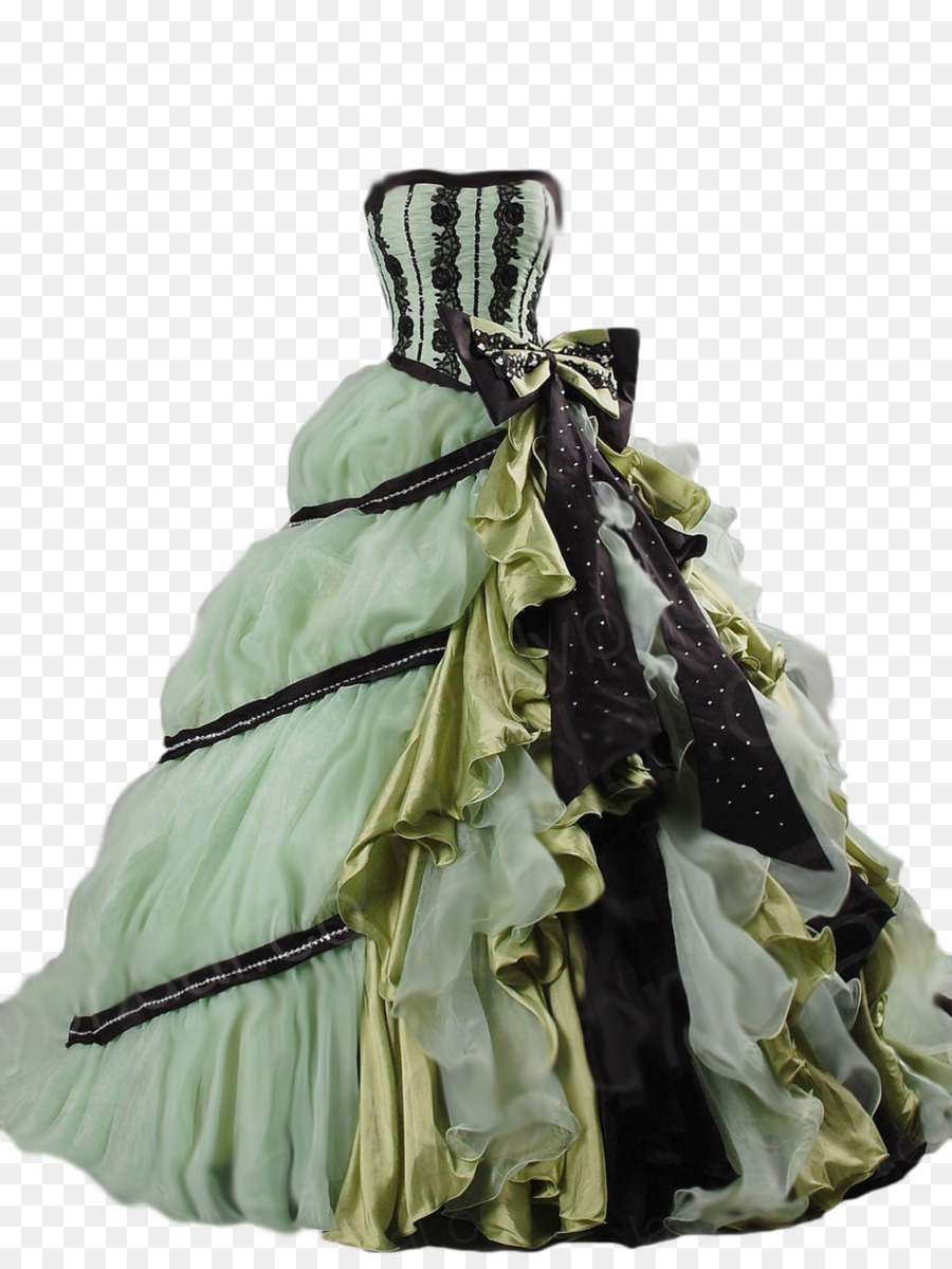 Ball gown Oogie Boogie Dress Clothing - dress png download - 1024 ...