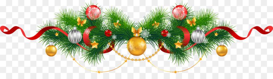 christmas decoration tinsel garland christmas