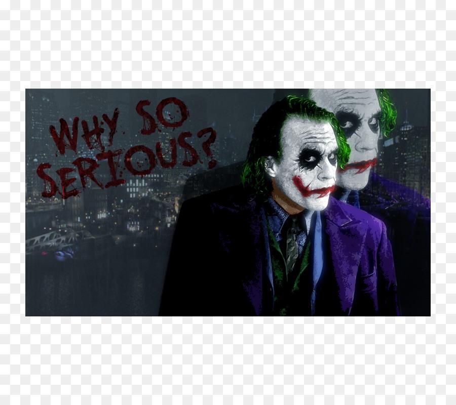 Joker Film Why So Serious Wallpaper