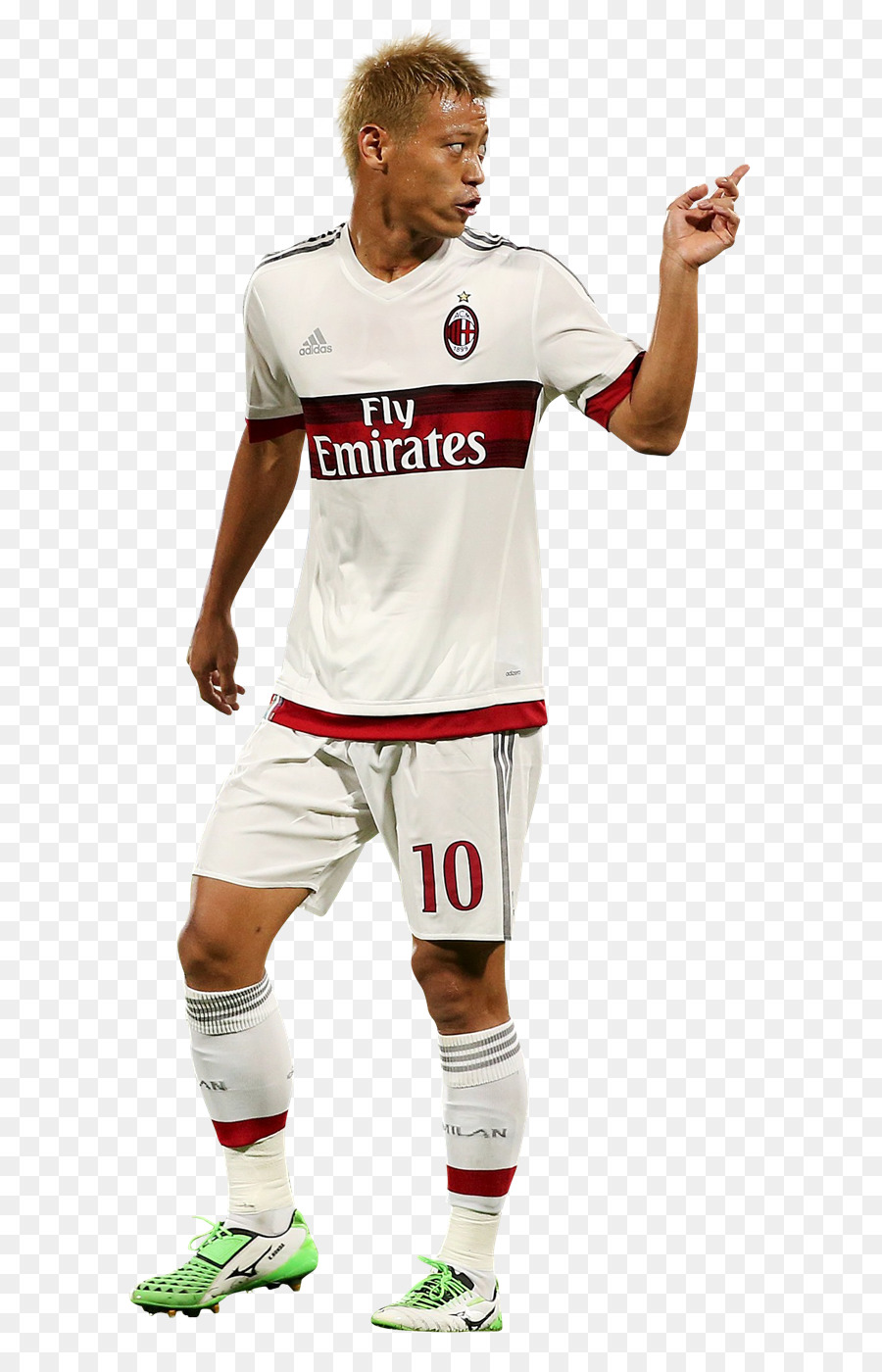 39a8d0e13 Keisuke Honda Jersey A.C. Milan C.F. Pachuca Soccer player - Japan football  png download - 691 1400 - Free Transparent Keisuke Honda png Download.