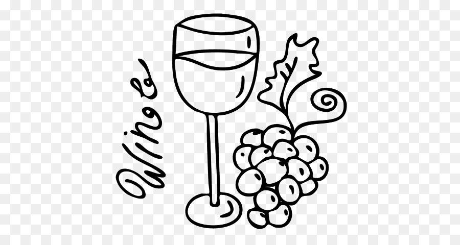 Gelas Anggur Gambar Botol Mewarnai Buku Anggur Unduh Bunga