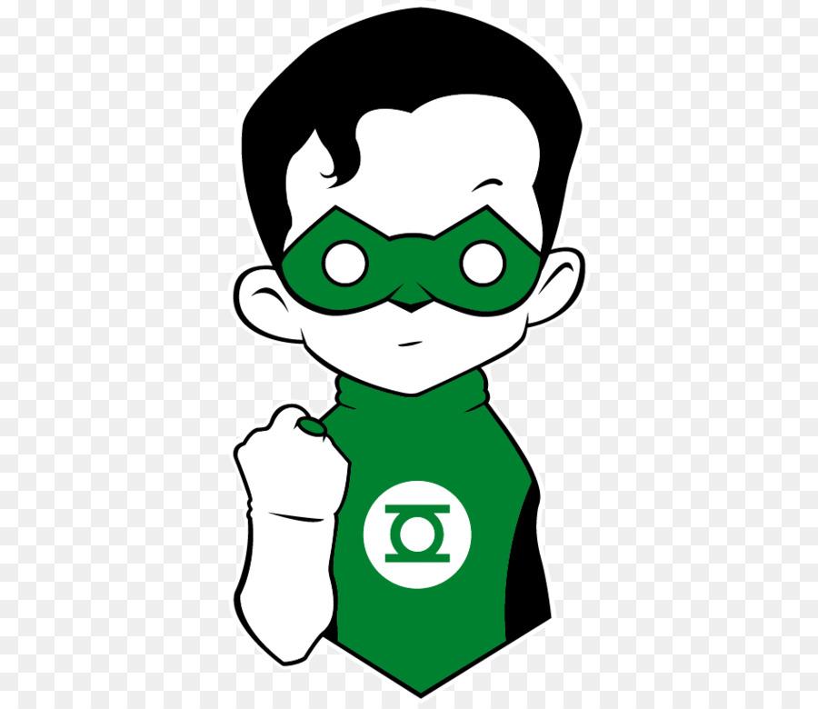 Green Lantern Comics dibujos animados de arte de Línea - linterna ...