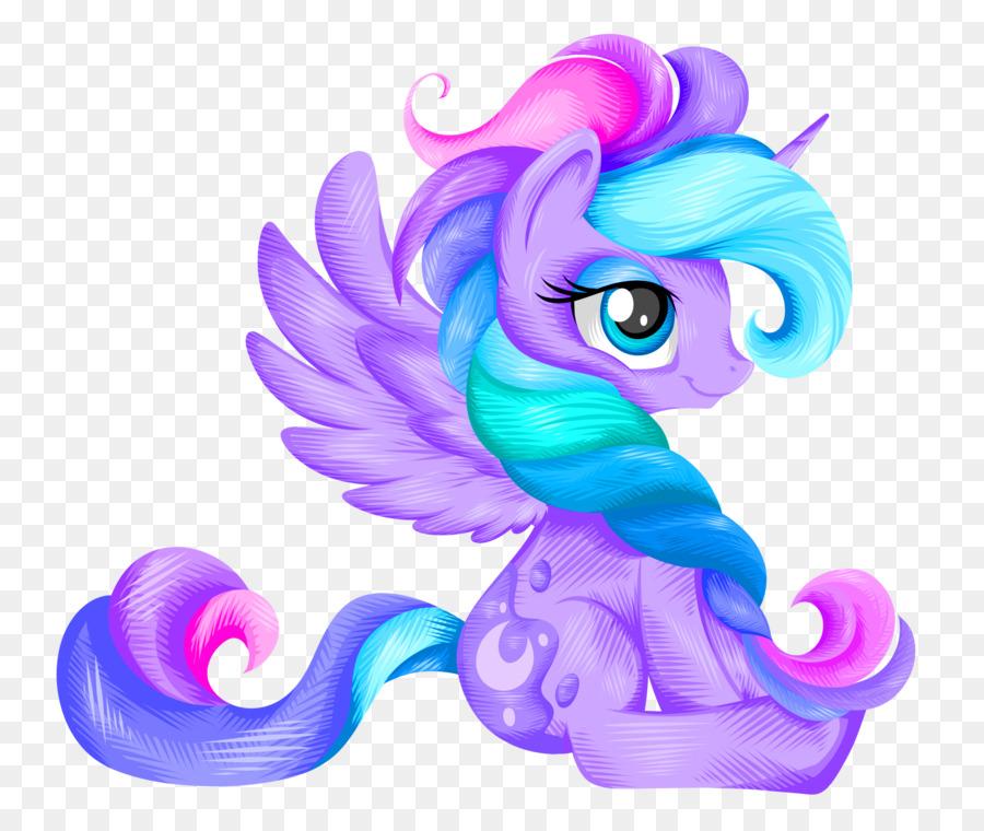 Princesa Luna Pony Rainbow Dash, Pinkie Pie Rareza - mi pequeño pony ...