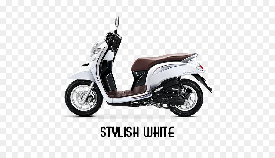 PT Astra Honda Motor Scoopy Motorcycle 0