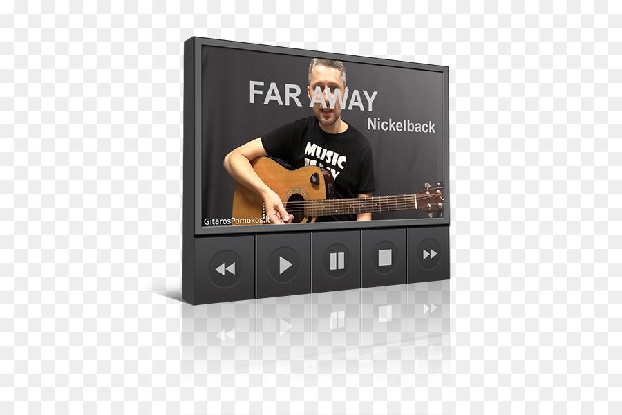 Raudoni Vakarai Guitar tunings Chord Song - Far Away png download ...