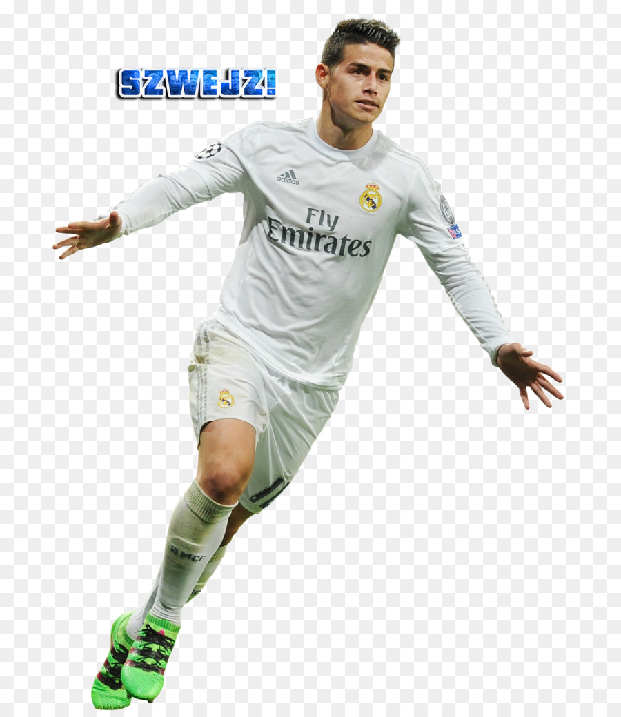 James Rodríguez Soccer Player Real Madrid Cf Football Player