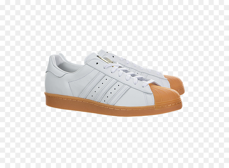 Baskets Blanc Adidas Superstar Chaussure - Adidas